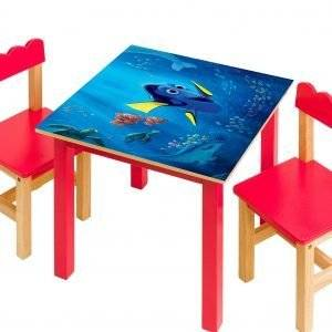 Finding Nemo Dory Kids Laminated Vinyl Cover Self-Adhesive for Desk and Tables