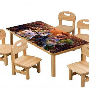 Toy Story Dinosaurs Laminated Vinyl Cover Self-Adhesive for Desk and Tables
