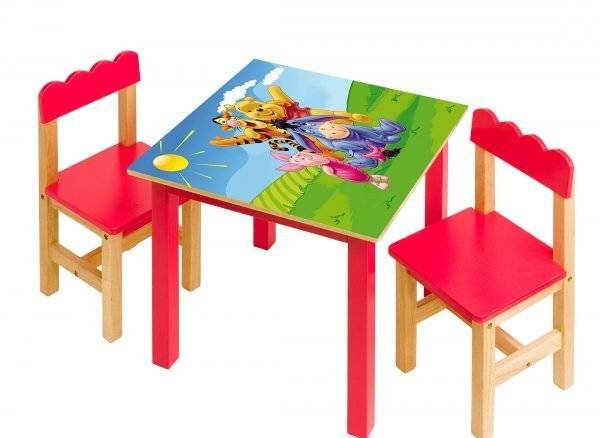 Winnie The Pooh For Kids Laminated Vinyl Cover Self-Adhesive for Desk and Tables
