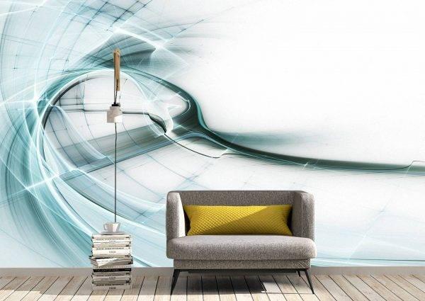 Digital art abstract background Wall Mural Photo Wallpaper UV Print Decal Art Décor